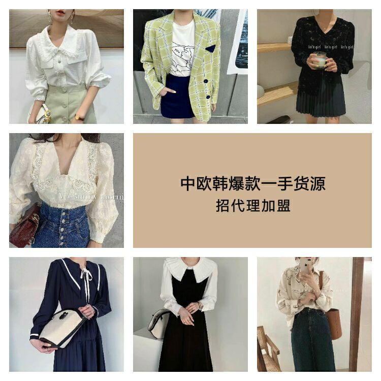 杭州四季青最火檔口一手童裝 女裝貨源招代理