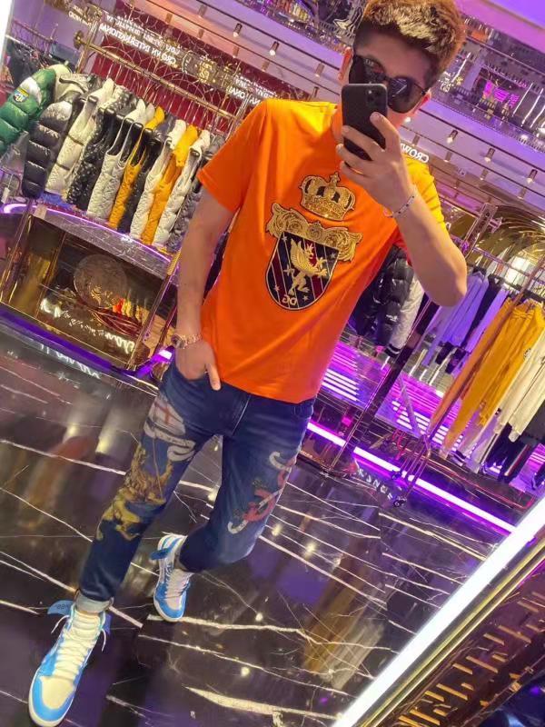 香港皇冠巴巴滴潮牌男装creaform羽绒服找线上代理