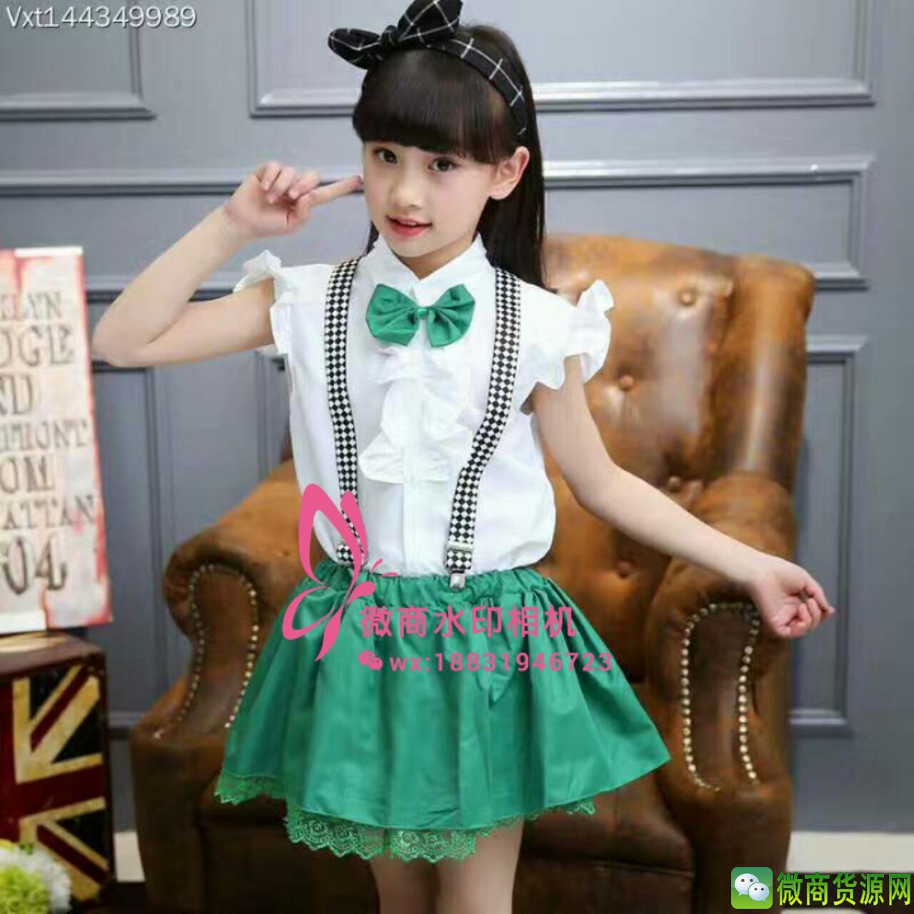 女装童装哪里找 一件代发真实可靠