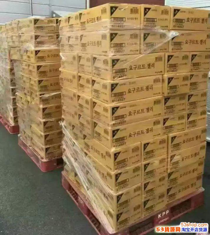 微商零食代理厂家直销一件代发琪格格零食总仓