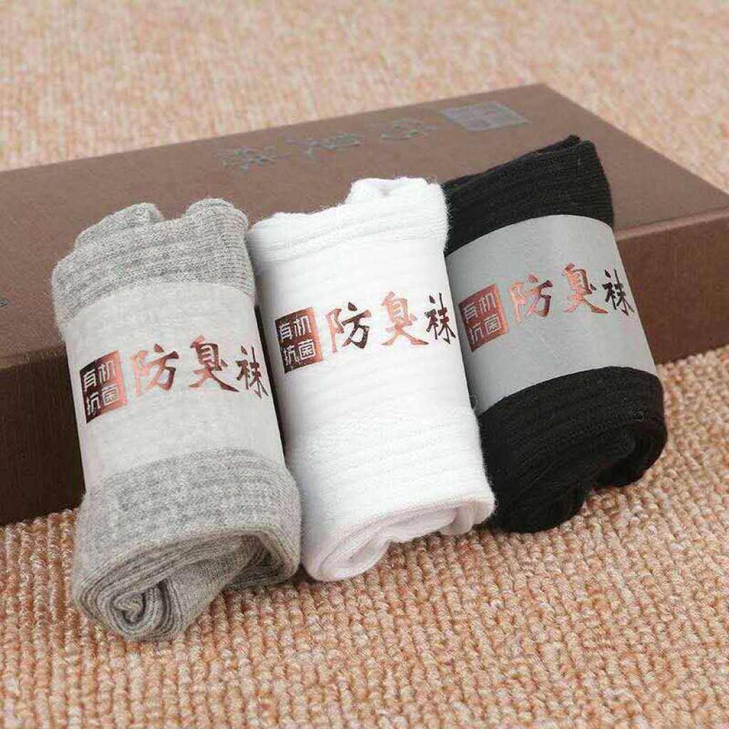 防臭袜子哪个牌子好?向大大袜子什么材质