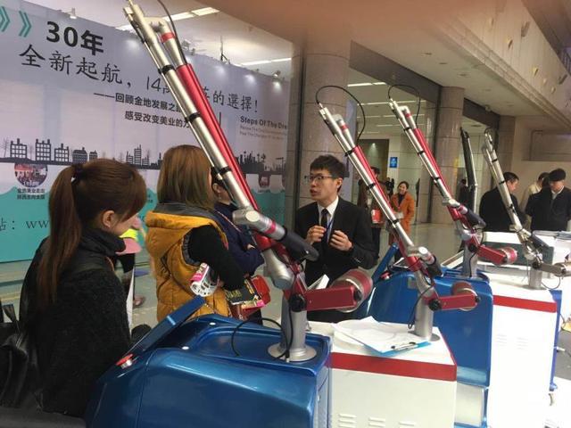 第26届国际美博会暨国际美业微电商展西安举行