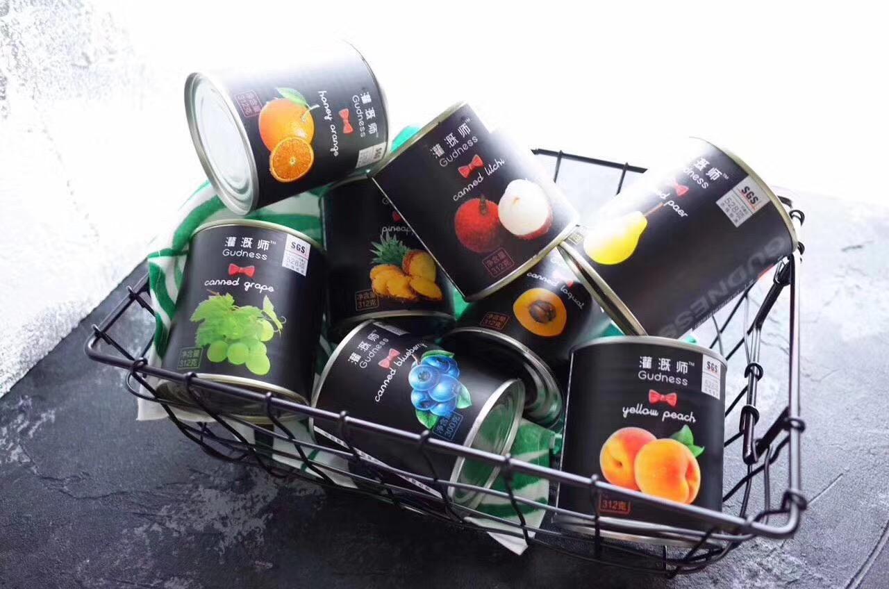 灌溉师鲜果罐头招微商代理实体经销商