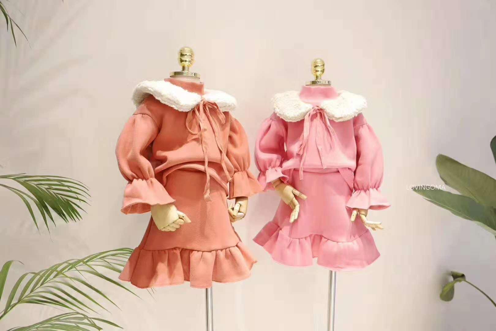 童装欧韩精品高端一手货源厂家直销,支持一件代发可混批。