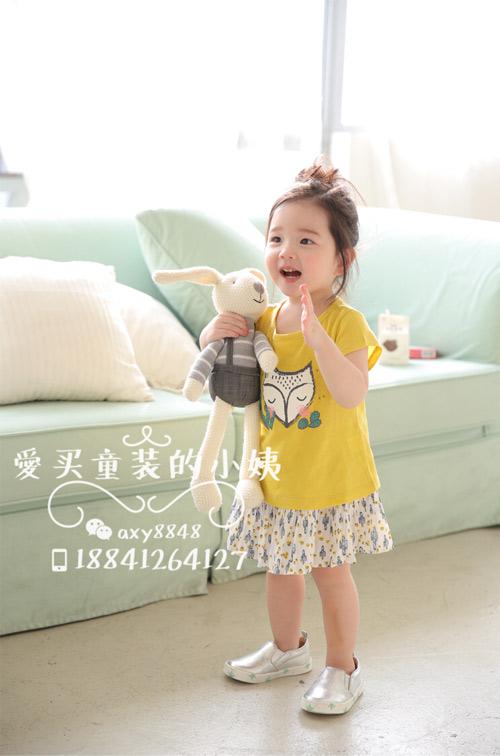 韩国进口童装东大门南大门直购一手货源一件代发