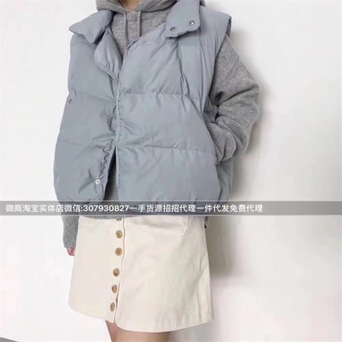 韩国货源东大门爆款女装批发招代理一件代发