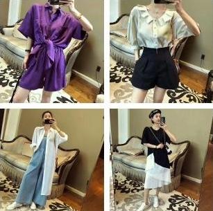 新潮流女裝廠家直銷一手貨源-批發價代理加盟