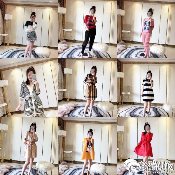 微商女装童装一手货源招代理 一件代发 加盟教精准客源引流