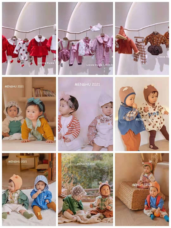 韩国童装货源特别好看宝妈上班族兼职零基础培训