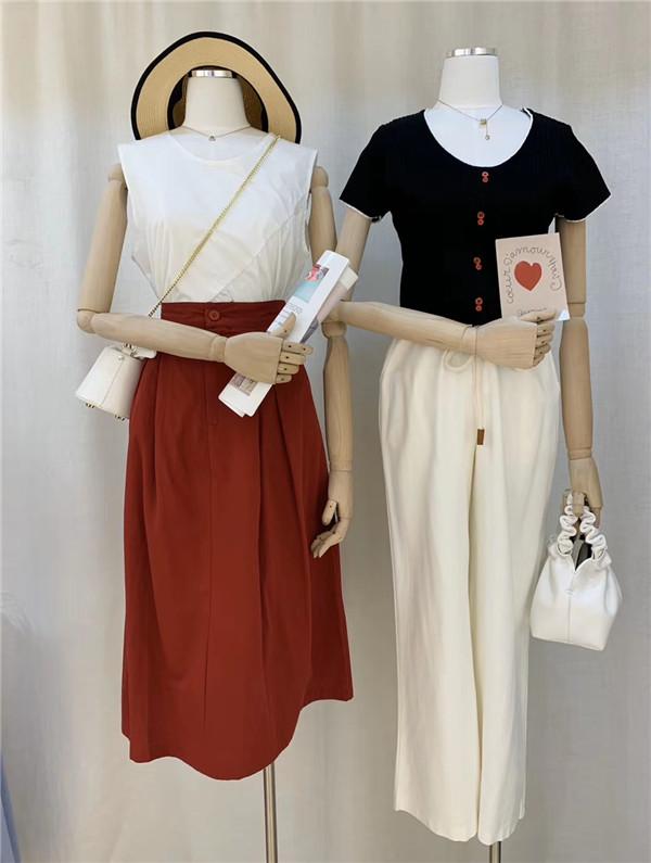 服装批发市场拿货,优质服装货源一件批发
