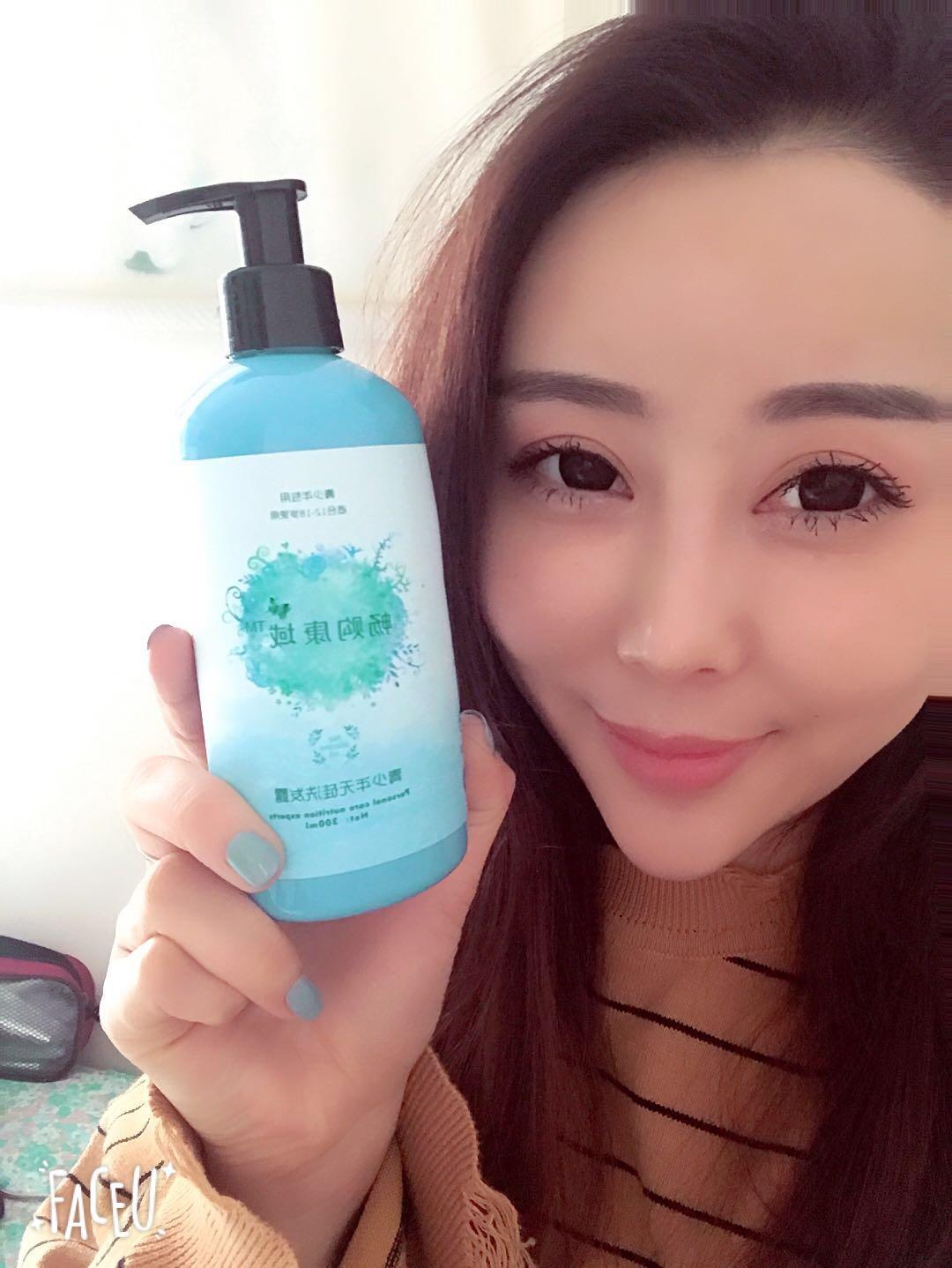 姜萃草本儿童/青少年专用洗发水厂家一手一件代发