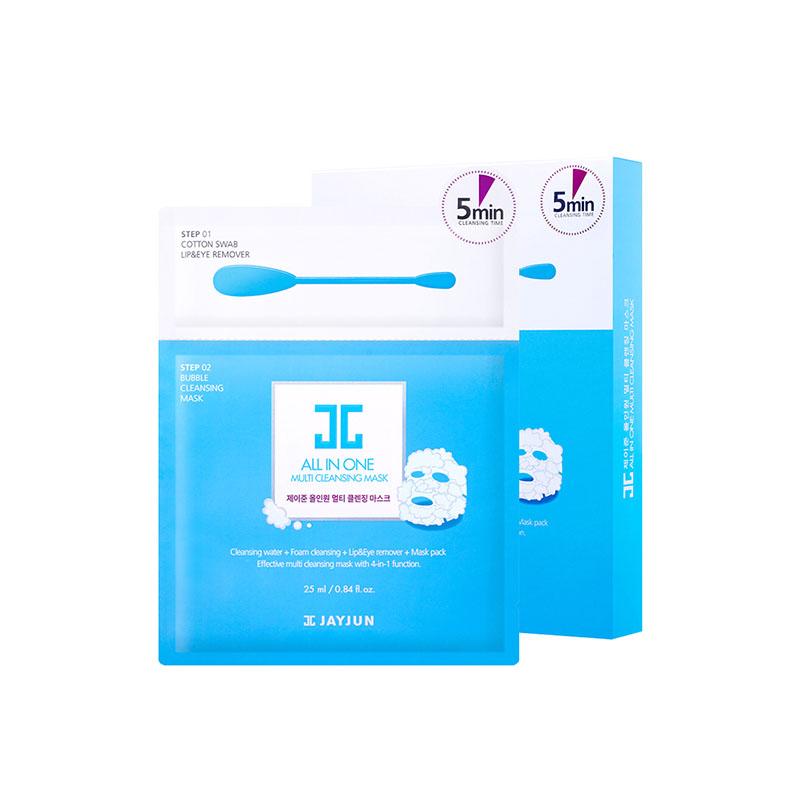 韩国JAYJUN水光活氧4in1氧气泡泡面膜批发零售招代理