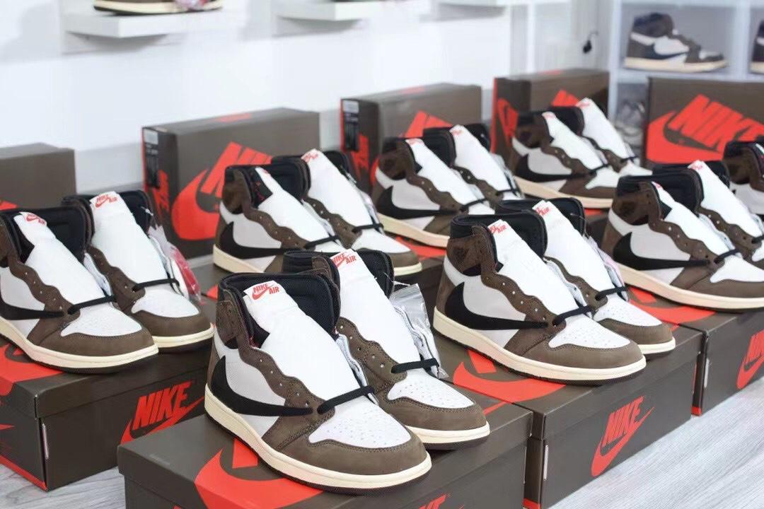品牌潮鞋  主打外贸