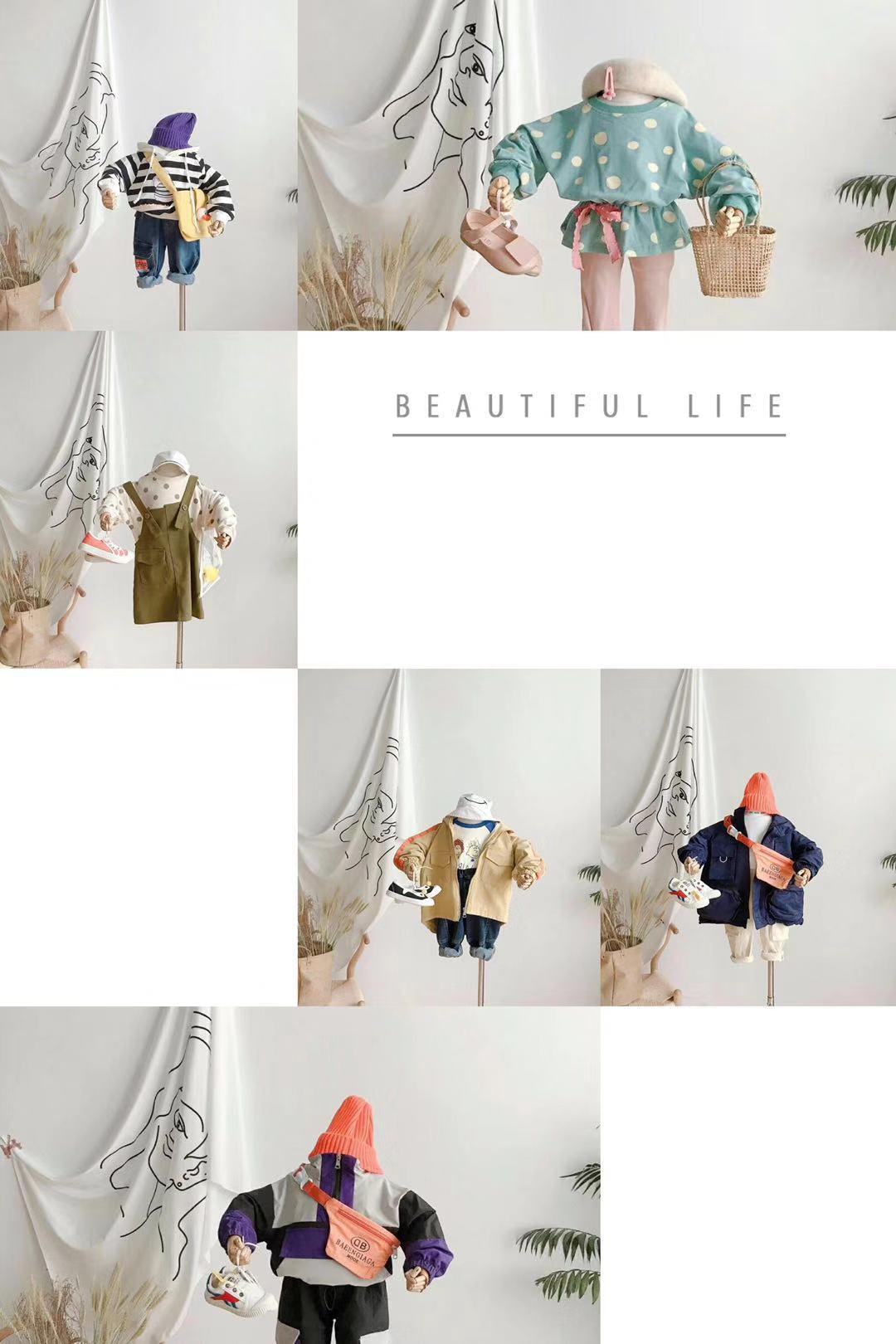 微商女装童装一手货源号厂家招免费代理一件代发韩版高
