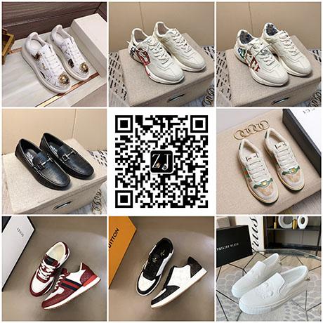 广州奢侈品复刻微商男鞋一件代发无忧退换