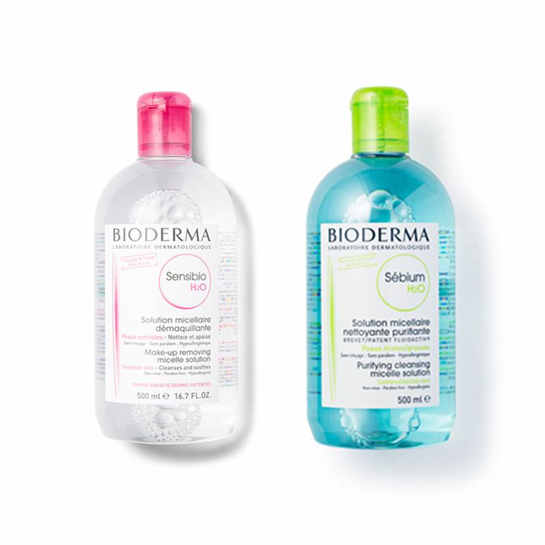 法国Bioderma贝德玛舒研卸妆水批发零售招代理