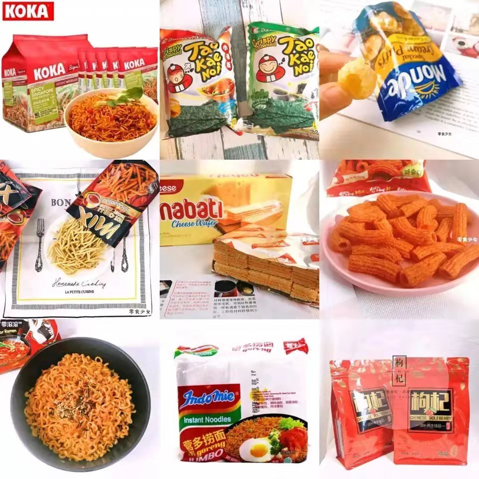 想做零食代理,在哪里可以找到货源?