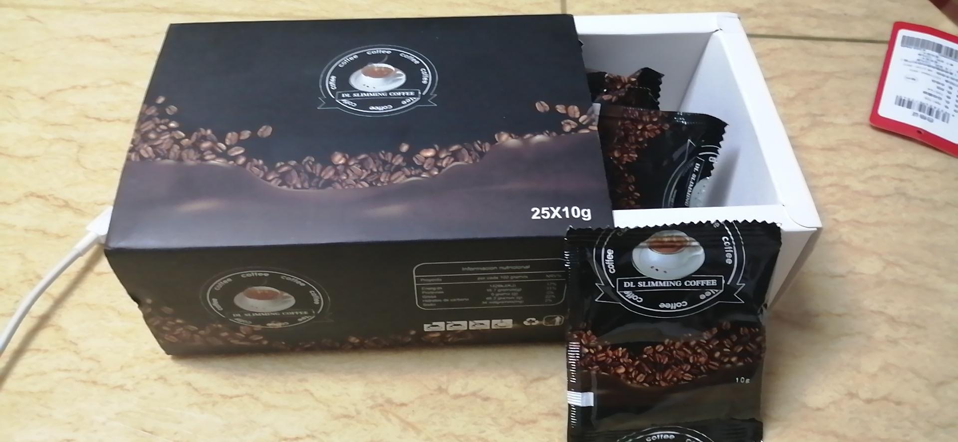 微爆款新款强效DL燃脂瘦身咖啡