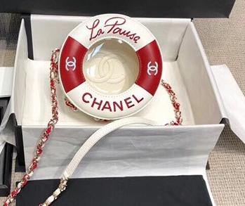 小商品游泳圈-救生圈-Chanel圓形小手袋