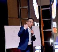 著名微商创业导师刘国兵教授,讲述他的个人经历